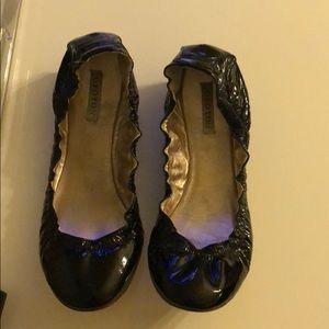 Black ballet flats size 37